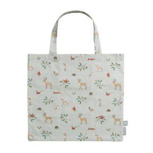 Sophie Allport Woodland Folding Shopping Bag