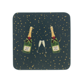 Sophie Allport Coasters - Bubbles & Fizz