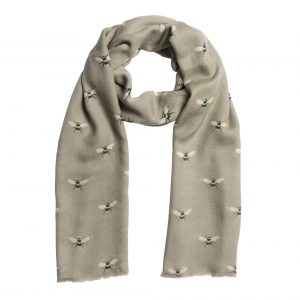 Sophie Allport Bees Scarf