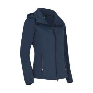 Samshield Aria Softshell Jacket Petrol Blue Large