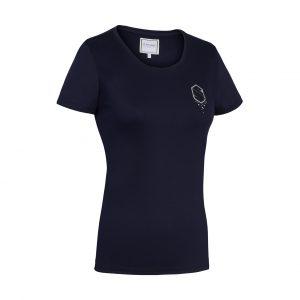 Samshield Axelle T-Shirt Navy Large