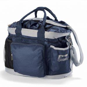 Eskadron Accessories Bag Navy/Grey